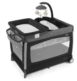 Chicco Lullaby® Baby Playard in Orion Black
