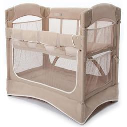 Arm's Reach Mini ARC Classic Co-Sleeper Bedside Bassinet, Nu