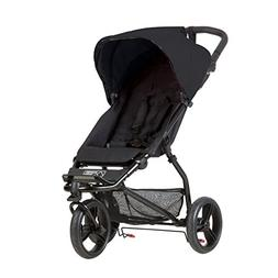 Mountain Buggy Mini V3.1 Stroller, Black