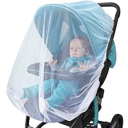 Baby Mosquito Net for Stroller, Car Seat & Bassinet – Prem