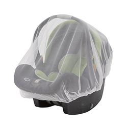 Mosquito Net for Infant Car Seats, Infant Strollers and Bass