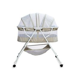 Multifunctional Baby Bed Can Change To Baby Rocking Cradle P