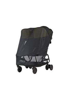 Mountain Buggy Nano Duo Mesh Cover, Black
