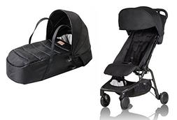 Mountain Buggy Nano V2 Stroller with Bonus Cocoon Carrycot