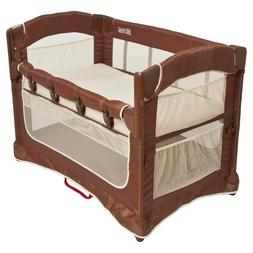 NEW Arm's Reach Co-Sleeper Bedside 3 in 1 Bassinet Play Yard