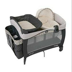 New Bed Bassinet Pack 'N Play Newborn Napper Elite, GRACO, S