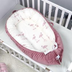 Newborn Baby <font><b>Bassinet</b></font> for Bed Lounger Br
