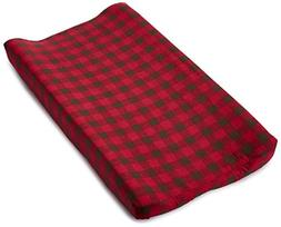 Trend Lab Northwoods Changing Pad Cover, Buffalo Check