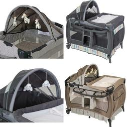 Baby Trend Nursery Center Playard Play Pen for Infants Bassi
