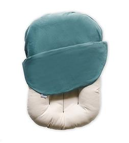 Snuggle Me Organic | Patented Sensory Lounger for Baby | Org
