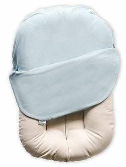 Snuggle Me Organic   Patented Sensory Lounger for Baby   Org