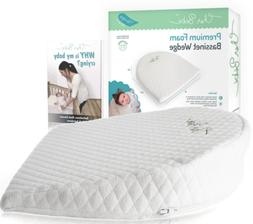 Cher Bébé Oval Bassinet Wedge Pillow for Acid Reflux | Hig