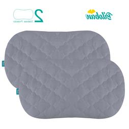 Oval/Hourglass Waterproof Soft Bassinet Mattress Pad Cover 2