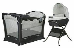 Graco Pack 'n Play Day2Night Sleep System Bassinet, McKinley