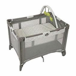 Pack 'n Play On the Go Playard Includes Full-Size Infant Bas