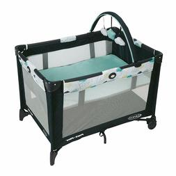Graco Pack 'n Play On the Go Playard | Includes Full-Size In