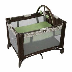 Graco Pack 'n Play On the Go Playard Includes Full-Size Infa