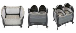 Pack 'N Play Playard W Bassinet For Twins Vance