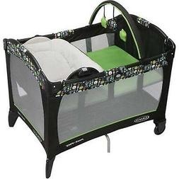 Graco Playard with Newborn Napper Playpen with Bassinet