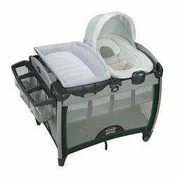 Graco Pack 'n Play Quick Connect Portable Bouncer with Bassi