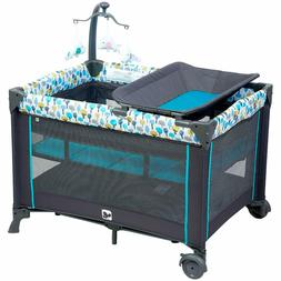 Portable Play Yard Play Pen Baby Changing Station Pack & Pla