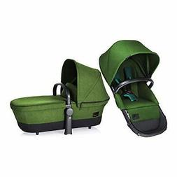 Cybex Priam 2-in-1 Light Seat with Bassinet - Hawaii Green