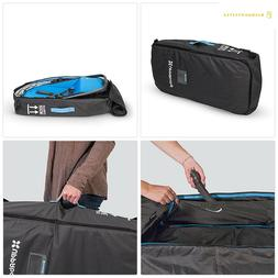 UPPAbaby RumbleSeat/Bassinet Travel Bag with TravelSafe
