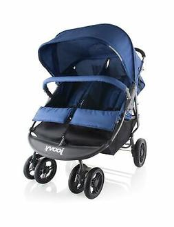 Joovy Scooter X2 Double Stroller - Blueberry