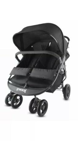 Joovy Scooter X2 Double Stroller 8077 Black