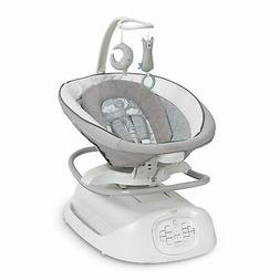 Graco Sense2Soothe Swing with Cry Detection Technology, Sail