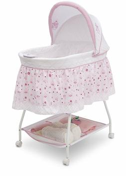 Newborn Baby Bassinet Sleeper Bed Cradle Portable Infant Bas