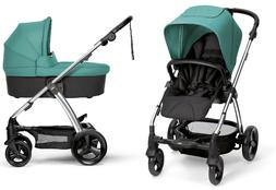 Mamas & Papas Sola2 Teal Tide Stroller - NEW IN BOX