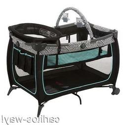 SAFETY 1ST STAGES PLAYARD BLACK ICE ACTIVITY YARD BASSINET N