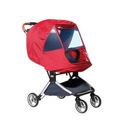 Fitlyiee Infant Stroller Weather Shield Universal Rain Cover