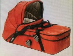 Mountain Buggy Swift Carrycot, Chilli, October 2009, Brand N