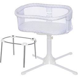 Halo - Swivel Sleeper Bassinet - Essentia Series with a Port