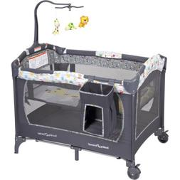 Baby Trend Tanzania Fashion Nursery Center Playard Playpen