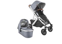 Uppababy Vista V2 with Bassinet Gregory 2020 model