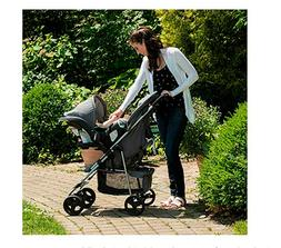 Evenflo Vive Travel System with Embrace, Spearmint Spree 100