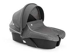 Stokke Xplory Carry Cot, Athleisure Grey